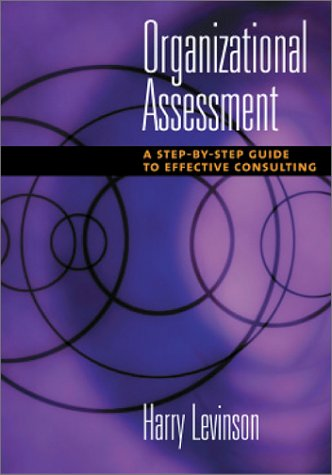Organizational Assessment A Step-by-Step Guide to Effective Consulting  2002 edition cover
