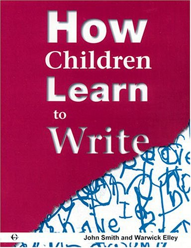How Children Learn to Write  1998 edition cover