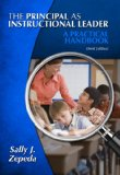 Principal As Instructional Leader A Practical Handbook 3rd 2013 (Revised) edition cover