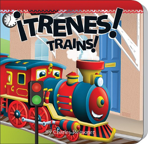 �Trenes! (Trains!)   2011 edition cover