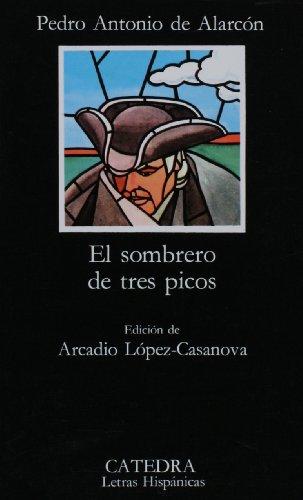 Sombrero de Tres Picos  20th 1992 edition cover