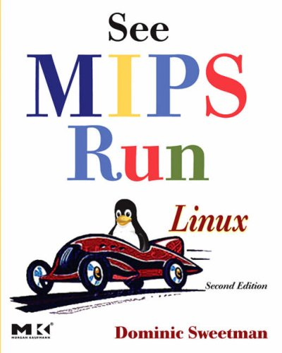 See MIPS Run  2nd 2007 edition cover