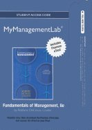 Fundamentals of Management  8th 2013 edition cover