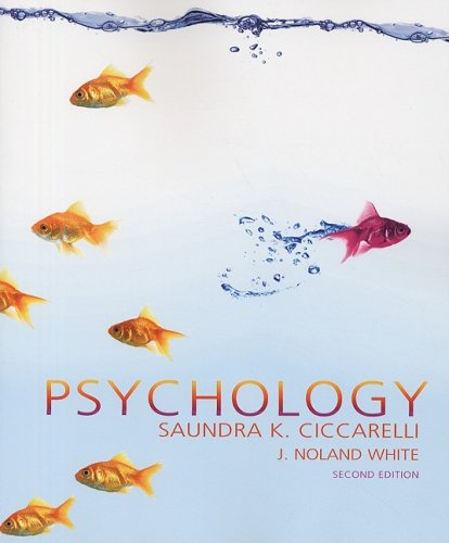 Psychology (Paperback)  2nd 2009 9780136005216 Front Cover