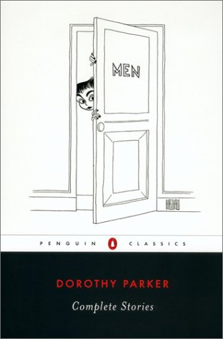 Dorothy Parker - Complete Stories  2nd 1995 edition cover