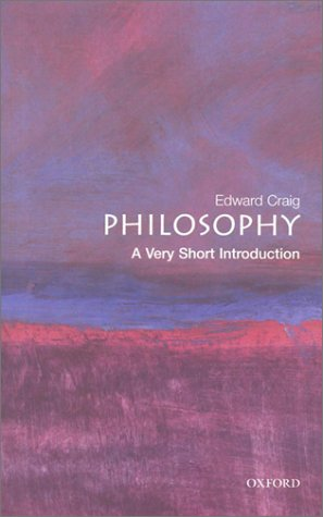 Philosophy   2002 edition cover