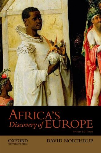 Africa's Discovery of Europe  3rd 2013 edition cover