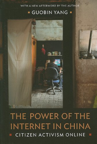 Power of the Internet in China Citizen Activism Online  2011 edition cover