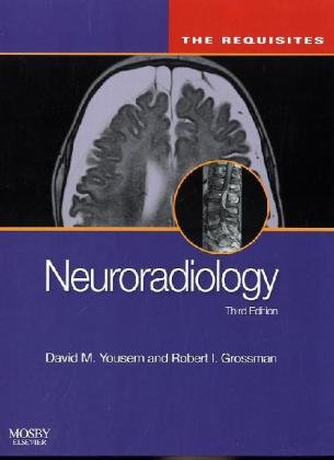 Neuroradiology  3rd 2010 edition cover