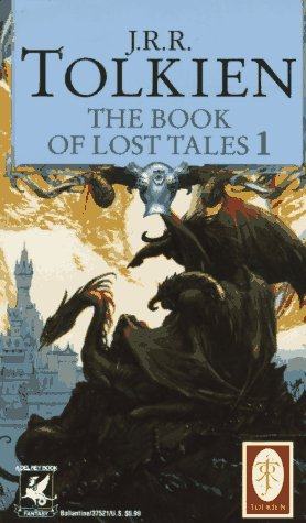 Book of Lost Tales 1   1983 edition cover