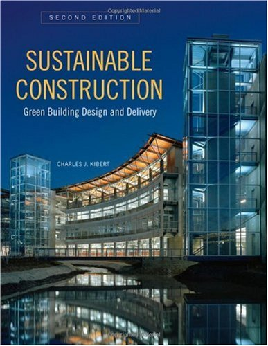 Sustainable Construction Green Building Design and Delivery 2nd 2008 (Revised) edition cover