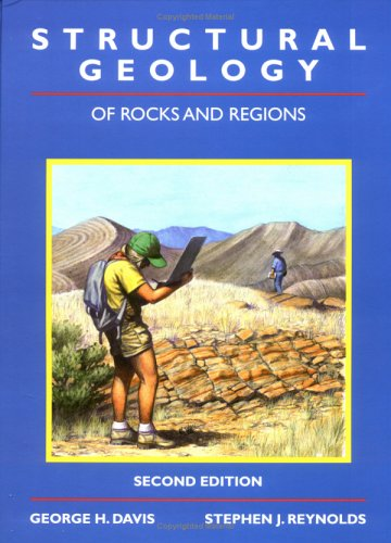 Structural Geology of Rocks and Regions  2nd 1996 (Revised) edition cover
