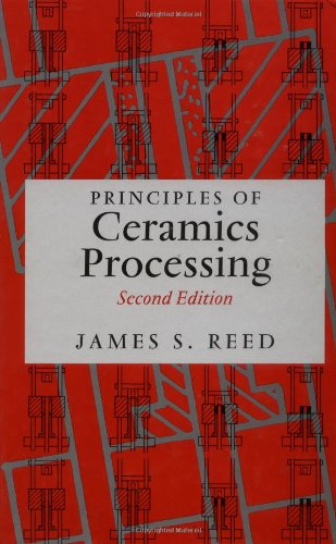 Principles of Ceramics Processing  2nd 1995 (Revised) edition cover