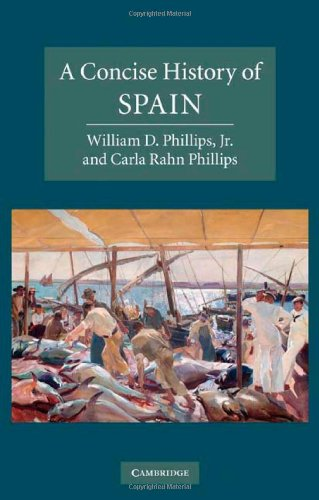 Concise History of Spain   2010 edition cover
