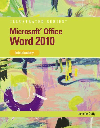 Microsoft Office Word 2010 Introductory  2011 9780538748216 Front Cover