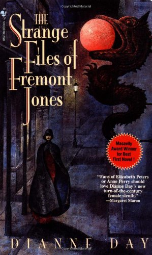 Strange Files of Fremont Jones  N/A edition cover