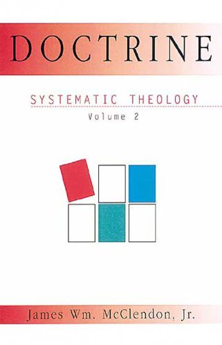 Doctrine Systematic Theology N/A edition cover