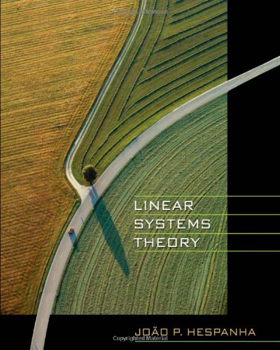 Linear Systems Theory   2010 edition cover