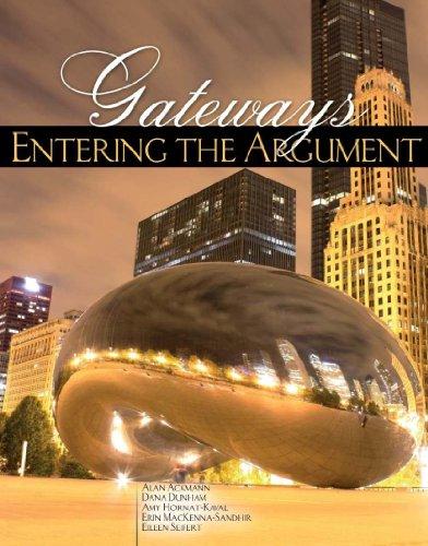 Gateways Entering the Argument Revised edition cover