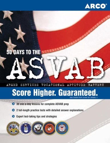 Master the ASVAB 20th 2006 edition cover