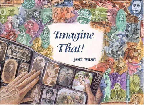 Imagine That!   2000 edition cover