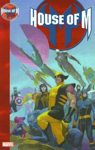 House of M   2006 edition cover