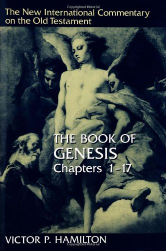 Book of Genesis, Chapters 1-17   1990 edition cover