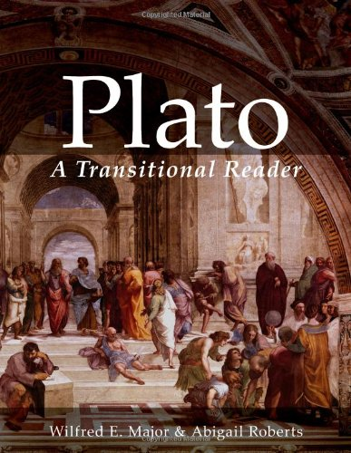 Plato A Transitional Reader  2010 edition cover