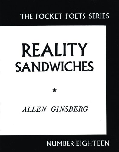 Reality Sandwiches, 1953-1960  N/A edition cover