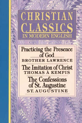 Christian Classics in Modern English   1991 9780877881216 Front Cover