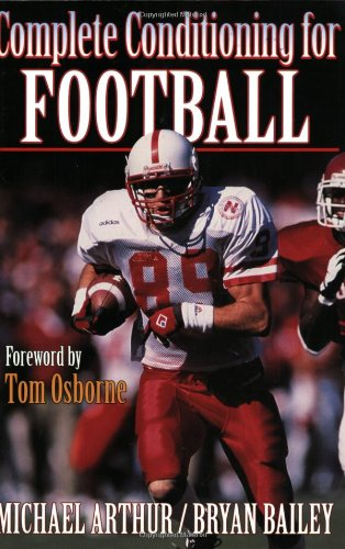 Complete Conditioning for Football   1998 edition cover
