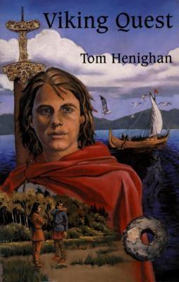 Viking Quest   2001 (Teachers Edition, Instructors Manual, etc.) 9780888784216 Front Cover