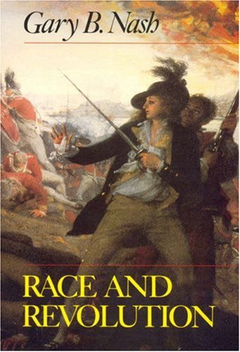 Race and Revolution   2001 edition cover