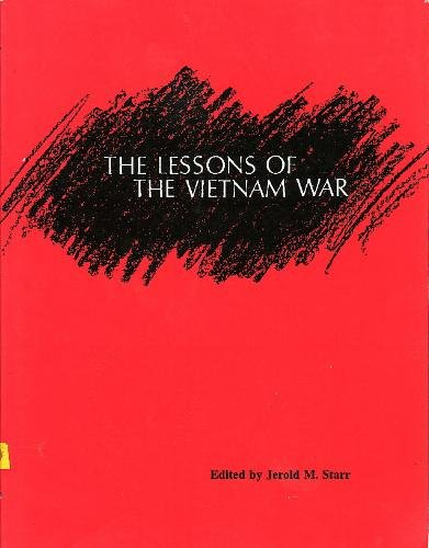 Lessons of the Vietnam War 4th 1999 9780945919216 Front Cover