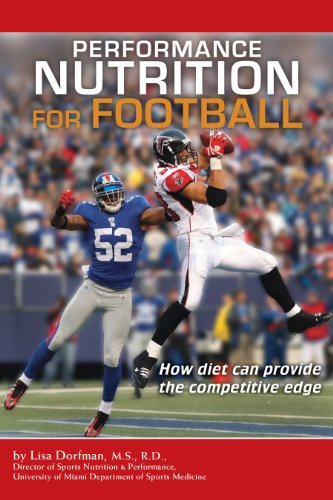 Performance Nutrition For Football Players   2010 9780984280216 Front Cover