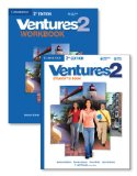 Ventures, Level 2  2nd 2013 edition cover