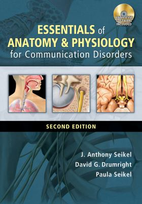 Essentials of Anatomy and Physiology for Communication Disorders  2nd 2014 edition cover