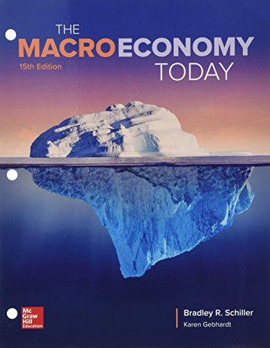 The Macro Economy Today:   2018 9781260105216 Front Cover