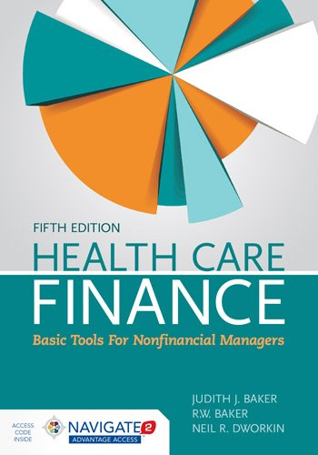 Health Care Finance  5th 2018 (Revised) 9781284118216 Front Cover