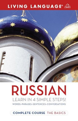 Complete Russian: the Basics (Coursebook)  Large Type  9781400024216 Front Cover