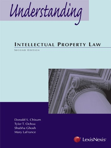 Understanding Intellectual Property Law 2nd 2011 edition cover