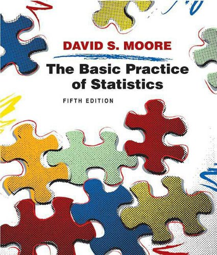 Basic Practice of Statistics  5th 2008 edition cover