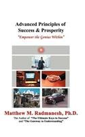Advanced Principles of Success & Prosperity: Empower the Genius Within  2012 edition cover