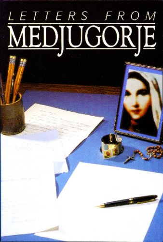Letters from Medjugorje   1991 9781557250216 Front Cover