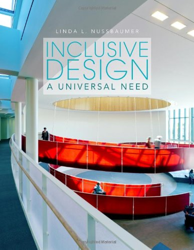 Inclusive Design A Universal Need  2012 edition cover