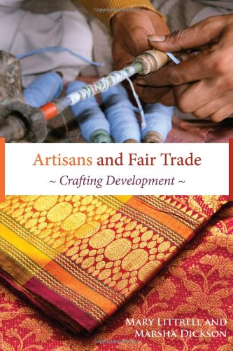 Artisans in the Global Marketplace The Fair Trade Facts  2010 edition cover
