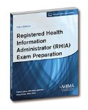 REGISTERED HLTH.INFO.ADMIN....-W/ACCESS N/A edition cover