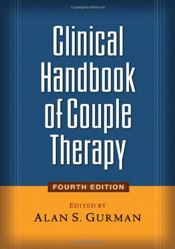 Clinical Handbook of Couple Therapy, Fourth Edition  4th 2008 (Revised) edition cover