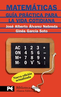 Matematicas/ Mathematics: Guia practica para la vida cotidiana/ Practical Guide to Everyday Life  2007 edition cover