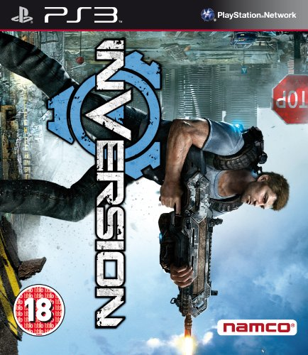 Inversion (PS3) PlayStation 3 artwork